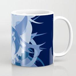 Abstraction Fifteen Mazu Coffee Mug
