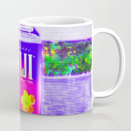 Fiji Water Coffee Mug
