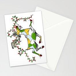 Rockin' Reindeer! Stationery Cards