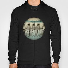 the diving bell Tuba quintet Hoody