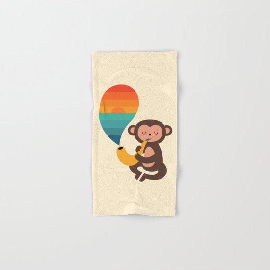 Summer Dreams Hand & Bath Towel