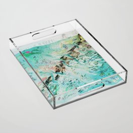 SPLLRGGR Acrylic Tray