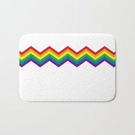 Rainbow 1 Bath Mat