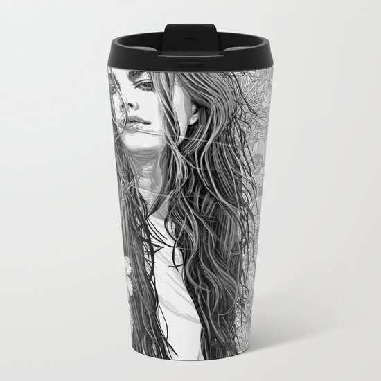 Get Gone Metal Travel Mug