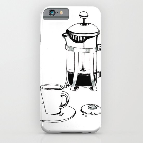 Coffee Break iPhone & iPod Case