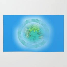 OUR BRIGHT PLANET Rug