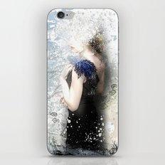 WINTERLADY iPhone Skin