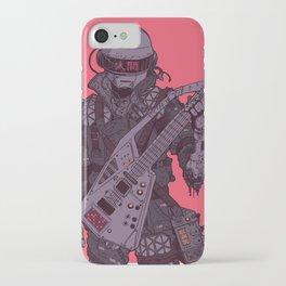 Daftermath 002 iPhone Case
