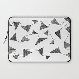 Triangle Barf Laptop Sleeve