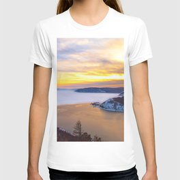 Lake Baikal and Angara River T-shirt
