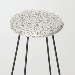 Vintage meadow Counter Stool
