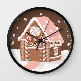 Sweet Home Wall Clock