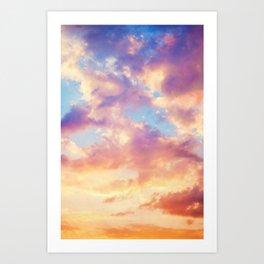 Reverie Sky Art Print