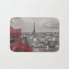 Do You Remember Paris? Bath Mat
