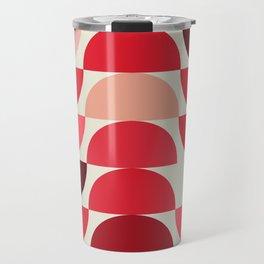 Red Bowls Travel Mug