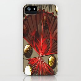 The Memory of Desire iPhone Case