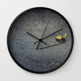 Grow old Wall Clock