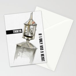 TinMan Stationery Cards