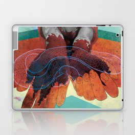 no art can help me with this Laptop & iPad Skin