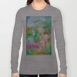 Doggy Long Sleeve T-shirt