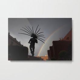 Raimbow Metal Print