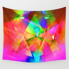 Prismatic Wall Tapestry