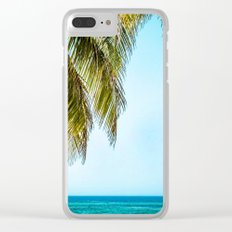 Belize Breeze Clear iPhone Case