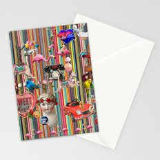 Weekend Away Stationery Cards