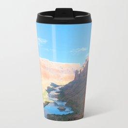 Grand Canyon IV Metal Travel Mug