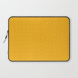 Tartan Orange Laptop Sleeve