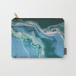 Oceanic Flow Carry-All Pouch