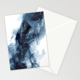 Indigo Depths No. 1 Stationery Cards