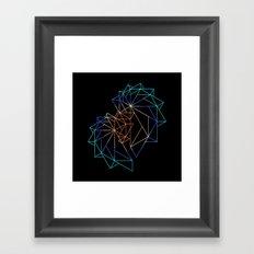 UNIVERSE 45 Framed Art Print
