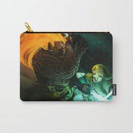 Zelda: Final Showdown Carry-All Pouch