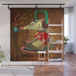 Mystic Tip Rats Wall Mural