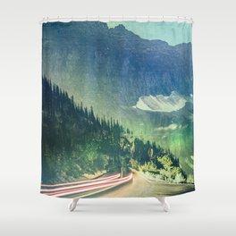 Drive Shower Curtain
