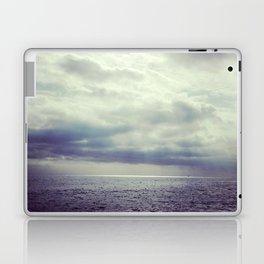 Sea in winter Laptop & iPad Skin