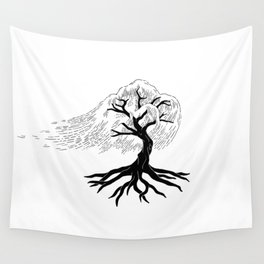 Willow Tree Wall Tapestry