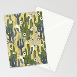 Cactus Wrens Stationery Cards