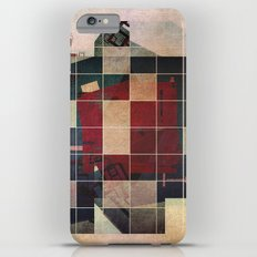 Abstract Slim Case iPhone 6 Plus