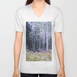 Coconino National Forest - Flagstaff, AZ - Wild Veda Unisex V-Neck