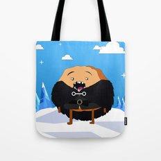 Cinnamon's Watch Tote Bag