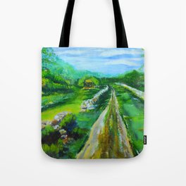 Mrs. Gambels Home Tote Bag