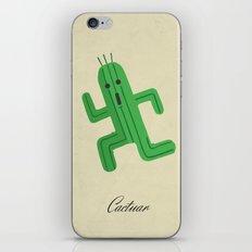 Cactuar iPhone Skin