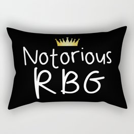 Notorious RBG Rectangular Pillow