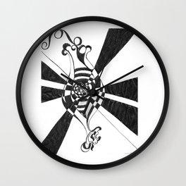 The Fertile Mind by Riendo Wall Clock