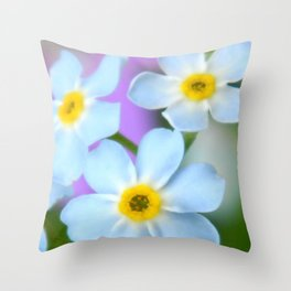 Floral Beauty #6 Throw Pillow