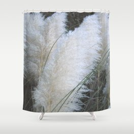 Feather Like Shower Curtain