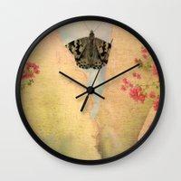 arizona Wall Clocks featuring Arizona by sandi daniel