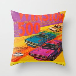 Alabama 500 Throw Pillow